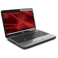 Toshiba Satellite L745-S4110 laptop