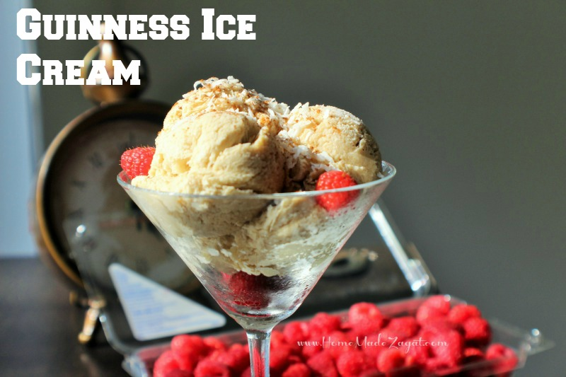 Guiness Ice cream made in your blender
