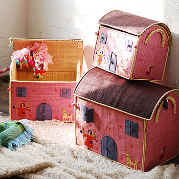 dreams and wishes toy storage ideas for the living room