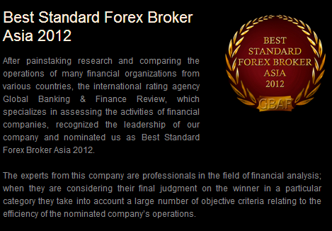 Best forex broker in thailand