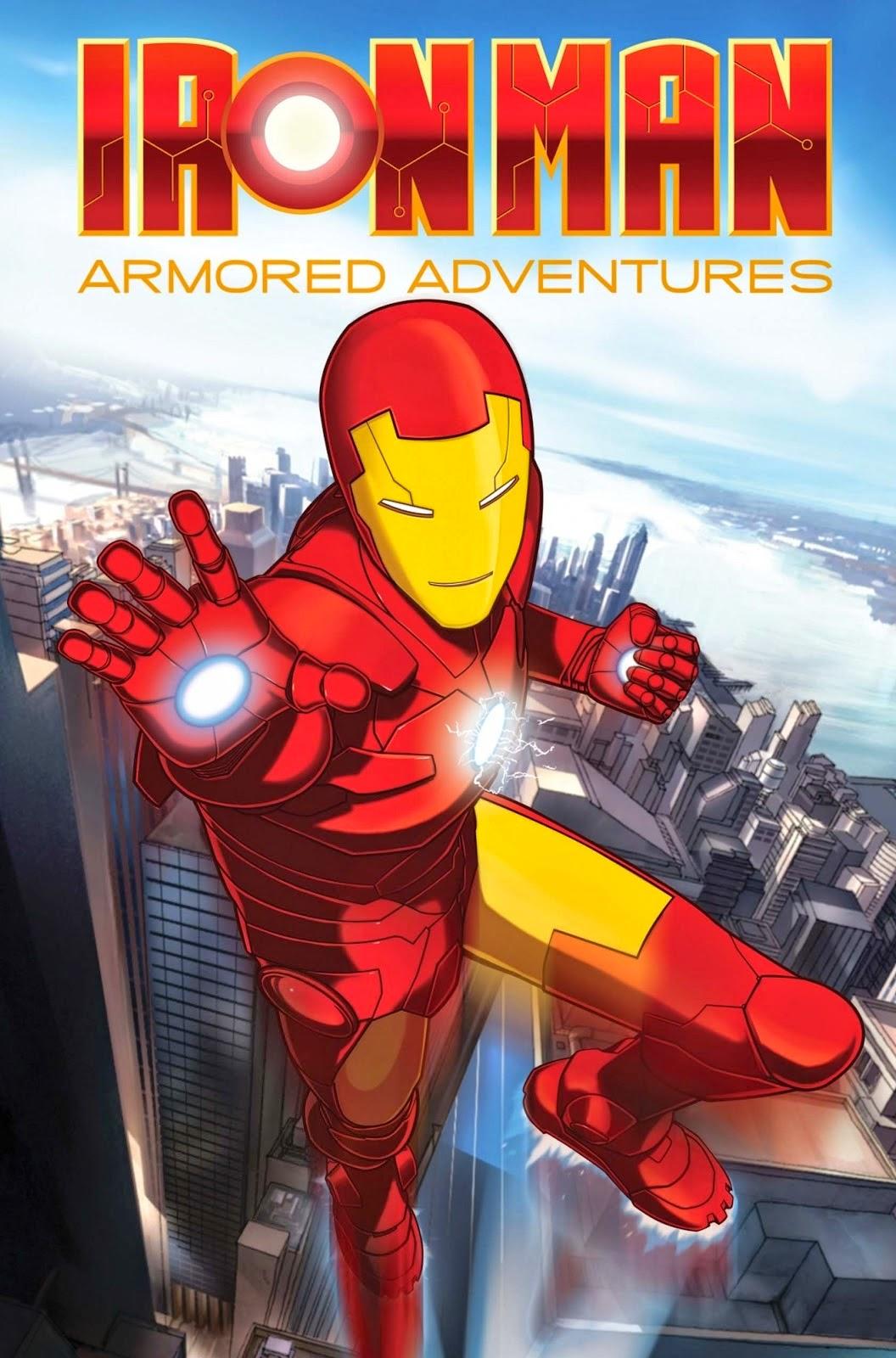 Iron Man Aventuras de Hierro Temporada 1