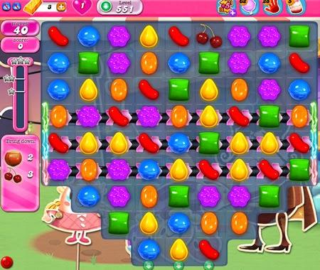 Candy Crush Saga 551