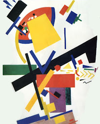 Malevich &#39;Suprematism&#39; (1915)