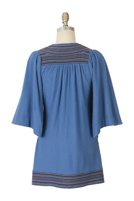 Anthropologie Pamplona Tunic