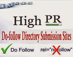 List of Top 100 High PR Do Follow Directory Submission Sites