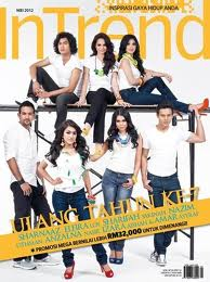 FEATURED INTREND APRIL 2012