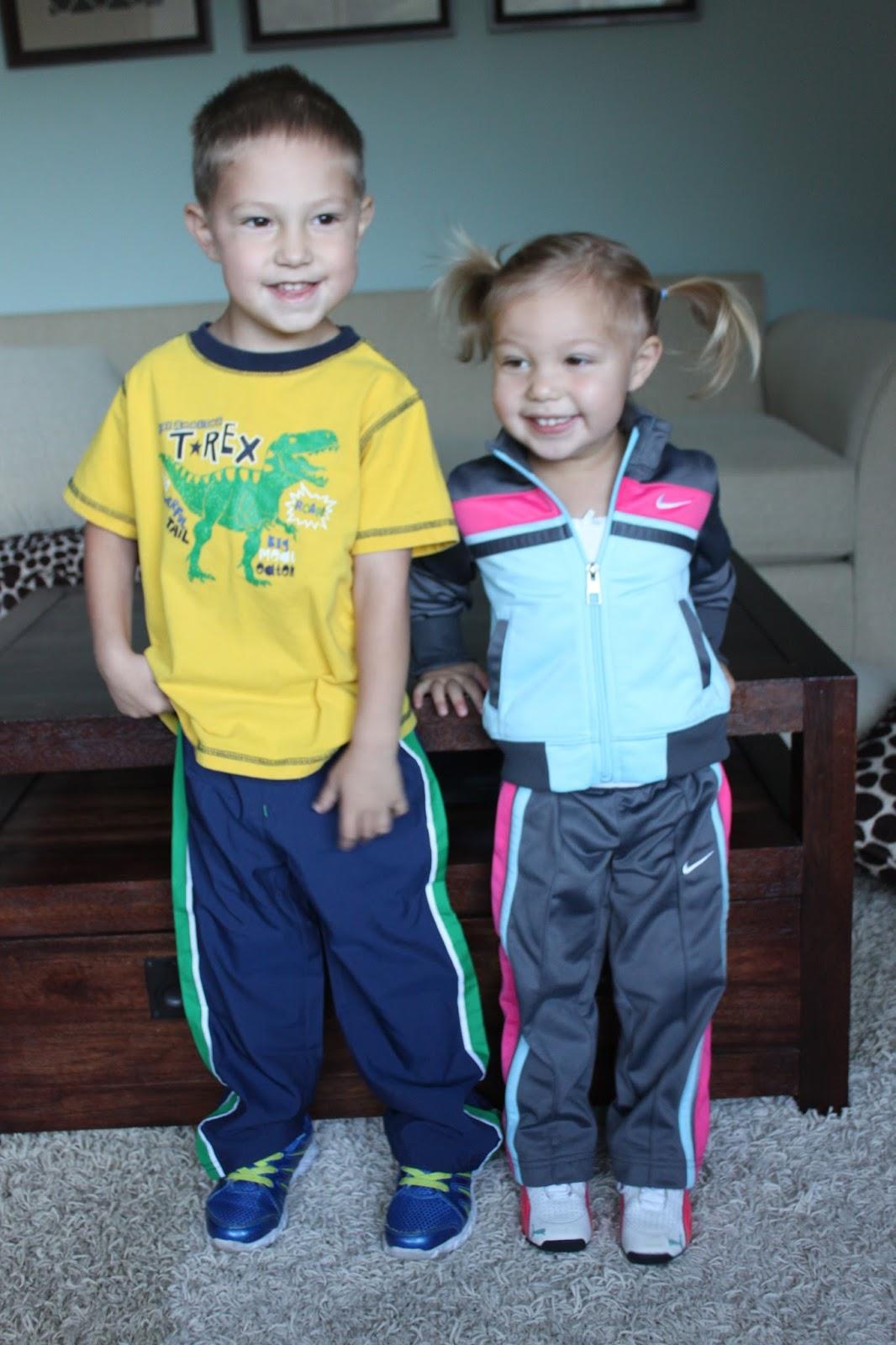 Schenk Sightings Sporty Kids