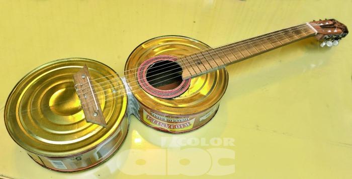 ECOS DEL PARAGUAY : Música que rebrota del desecho