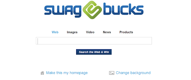 Swagbucks Search Engine