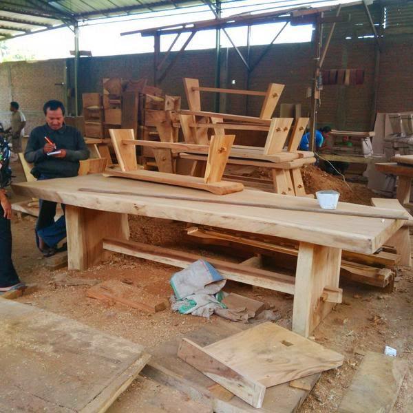 Furniture Jati Jepara Minimalis Murah: Daftar harga furniture jati ...