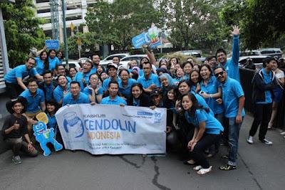 Hebat! Kaskus Cendolin Indonesia Cetak Rekor Muri