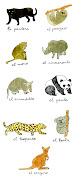Animales salvajes (1). Enviar por correo electrónicoEscribe un blogCompartir .