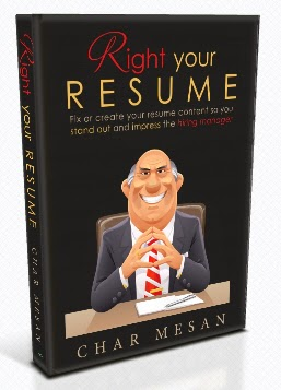 Right Your Resume on Google Play