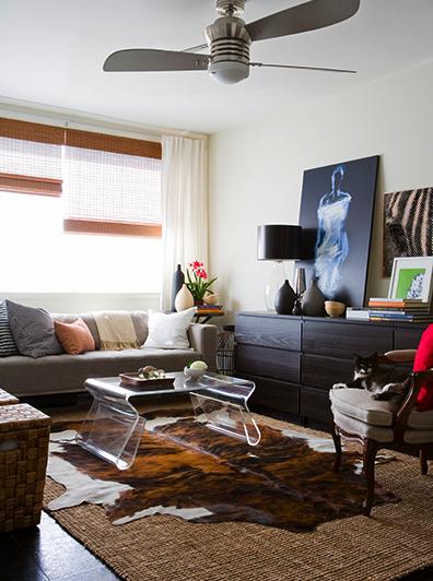 happyroost cowhide rugs. Black Bedroom Furniture Sets. Home Design Ideas