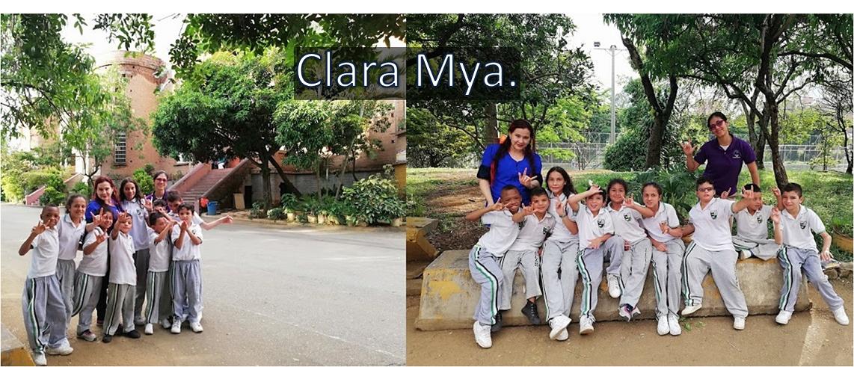 Clara Mya.
