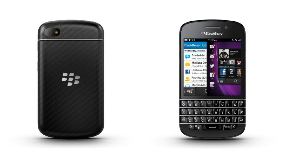 Spesifikasi dan Harga Blackberry Q10