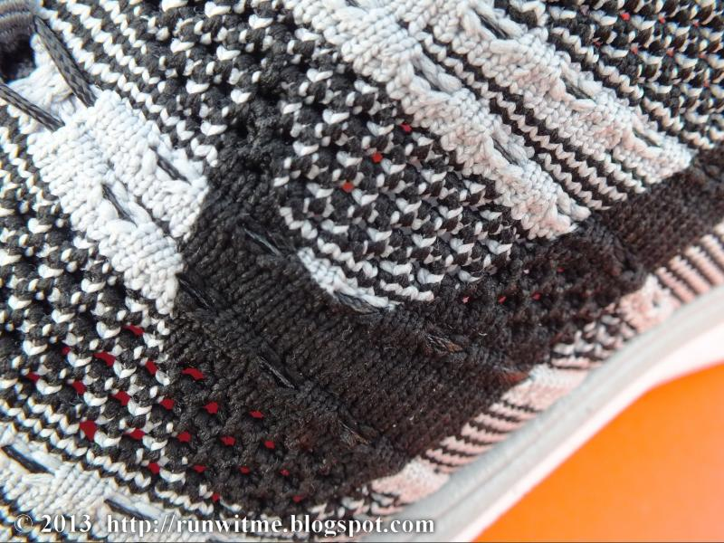 RUNNING WITH PASSION: Review: Unboxing of Nike Flyknit Lunar1+
