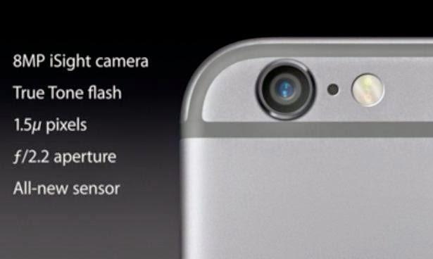 iPhone 6 new camera