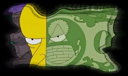 """Freimaurer """"Matt Groening"""" ▲"""