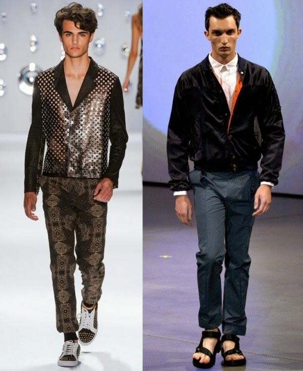 ����� ������ ���� 2014 , Mens wear 2014