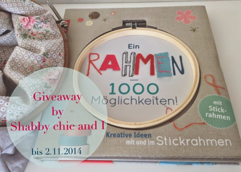 Giveaway by Shabby chic and I