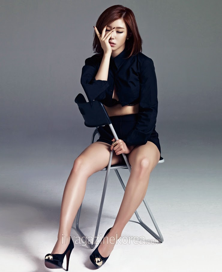 Hyosung SECRET - Esquire Magazine May Issue 2014
