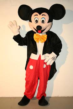 Mascote Mickey Clássico