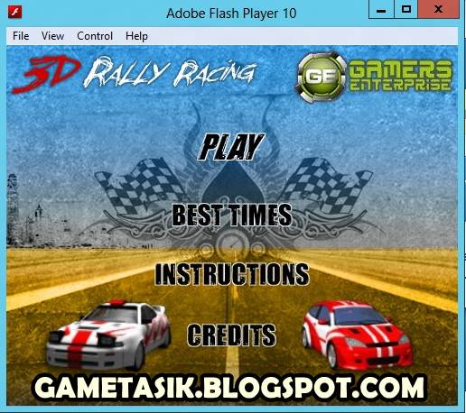 Download Game 3D Rally Racing