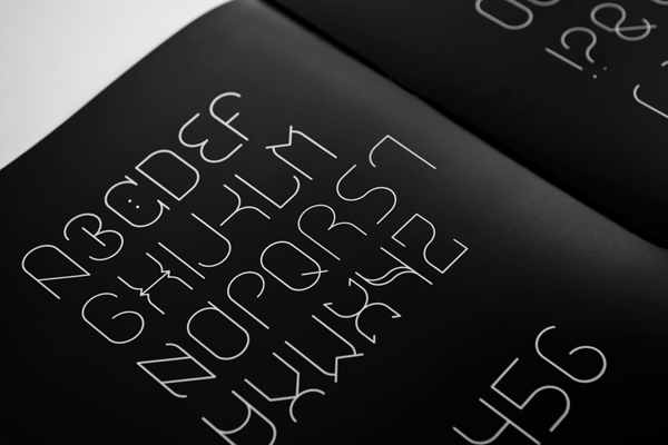 Chroma Font / Accademia delle Arti e Nuove Tecnologie Roma