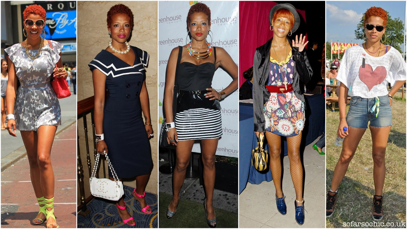 Swiss Collections Style.: Fashionista SpotLight: Kelis