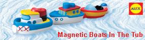 Alex Magnetic Boats