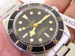 TUDOR BLACK BAY FIFTY EIGHT BLACK DIAL - AUTOMATIC TUDOR MT5402 - YEAR OCT 2018 - MINT CONDITION