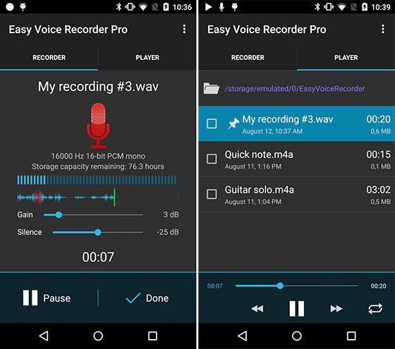 smart voice recorder download to computer