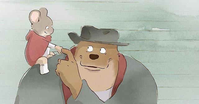 映画 くまのアーネストおじさんとセレスティーヌ