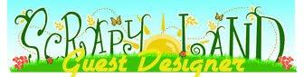 Guest Designer for