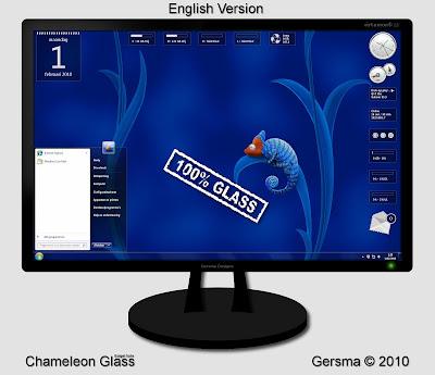 Chameleon Glass EN by Gersma