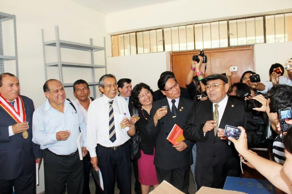 CENDOC DE  ESCUELA DE COMUNICACION ES REALIDAD