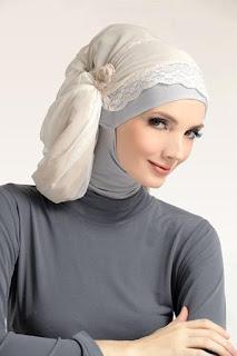 Model Jilbab Kebaya Terbaru
