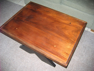 Full circle creations coffee table take two for Coffee tables you can sit on