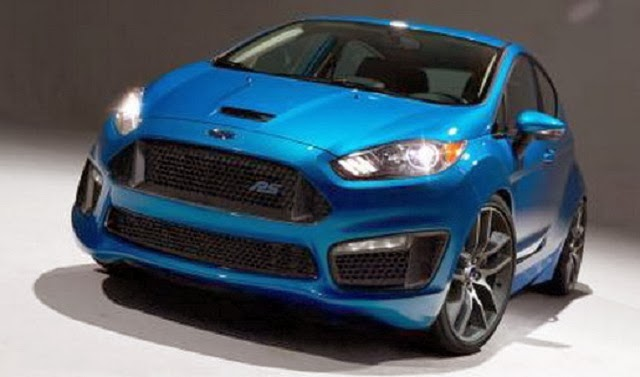 2015 Ford Fiesta RS Release Date and Price