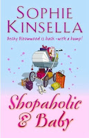Book cover for Shopaholic & Baby by Sophie Kinsella