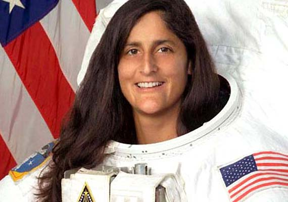 essay on sunita williams