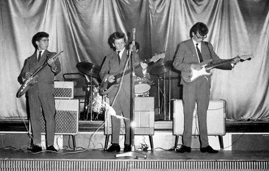 Portsmouth/Gosport 1960's group The Classics