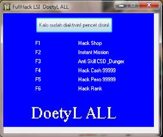 Cheat Saga Free Trailer Fullhack DoetyALL (HB) New Fitur bagus buat Dungeon Master Work All Windows dan Full Tutorial Tested 5 Jam di Windows 7 64 bit Work Abis 15 Juni 2013