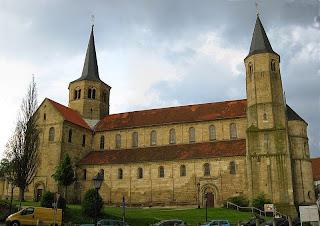 Basilica in Hildesheim