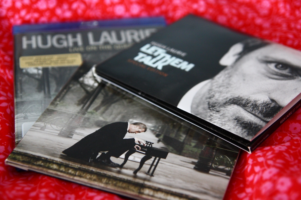 Hugh Laurie Let them talk & Didn't it rain