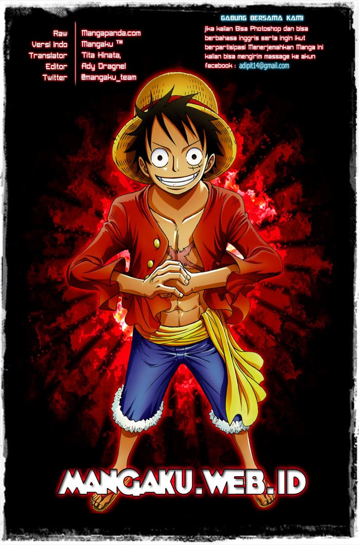 One Piece 698 - Info @brandablog