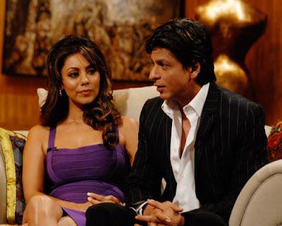 shahrukh khan wife