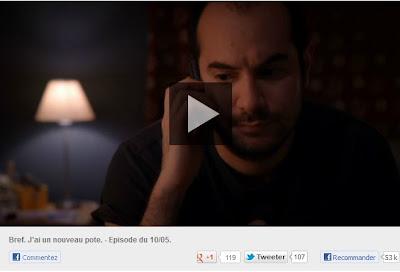 liens vers le vod de bref sur Canal +