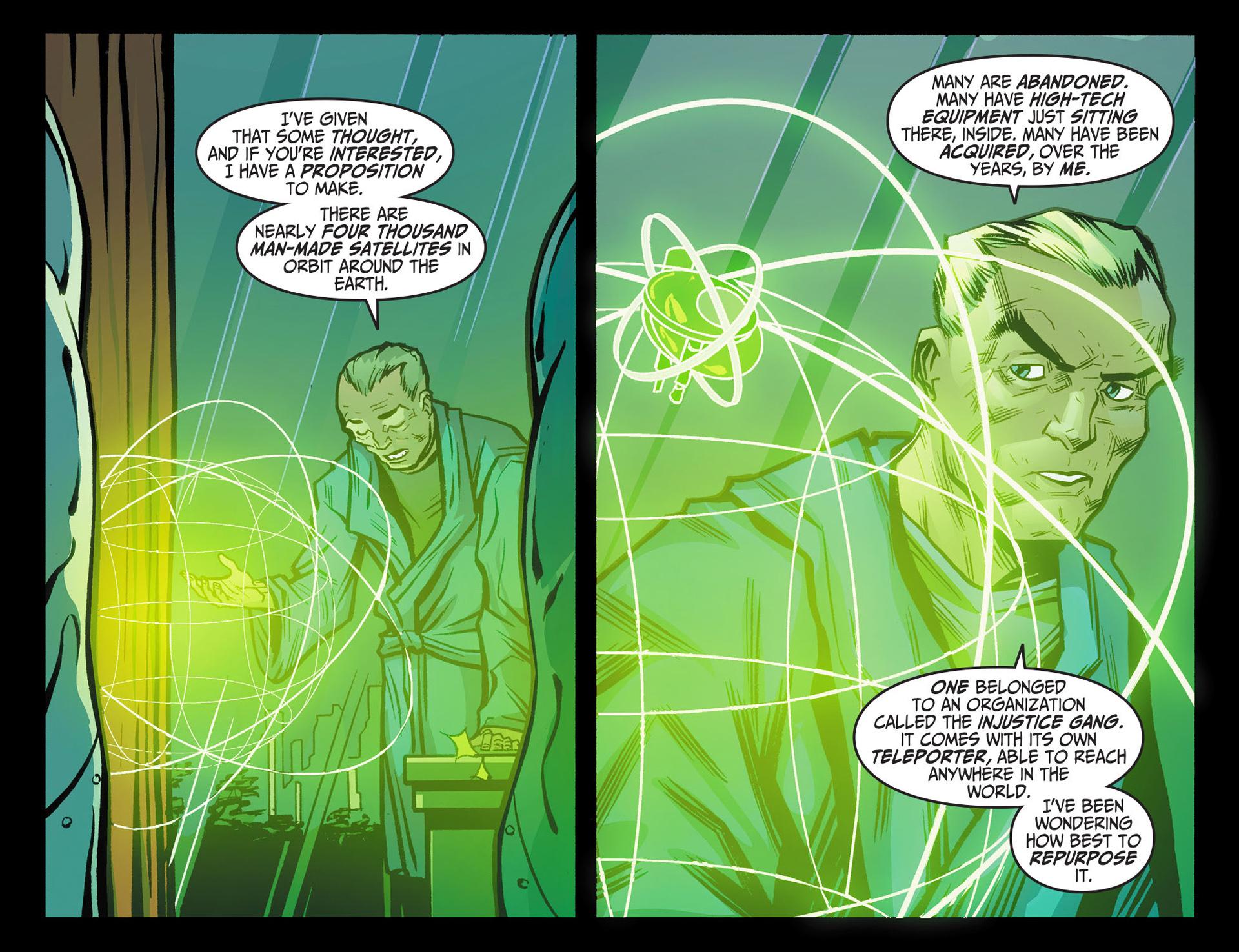 Batman Beyond (2012) Issue #26 #26 - English 14